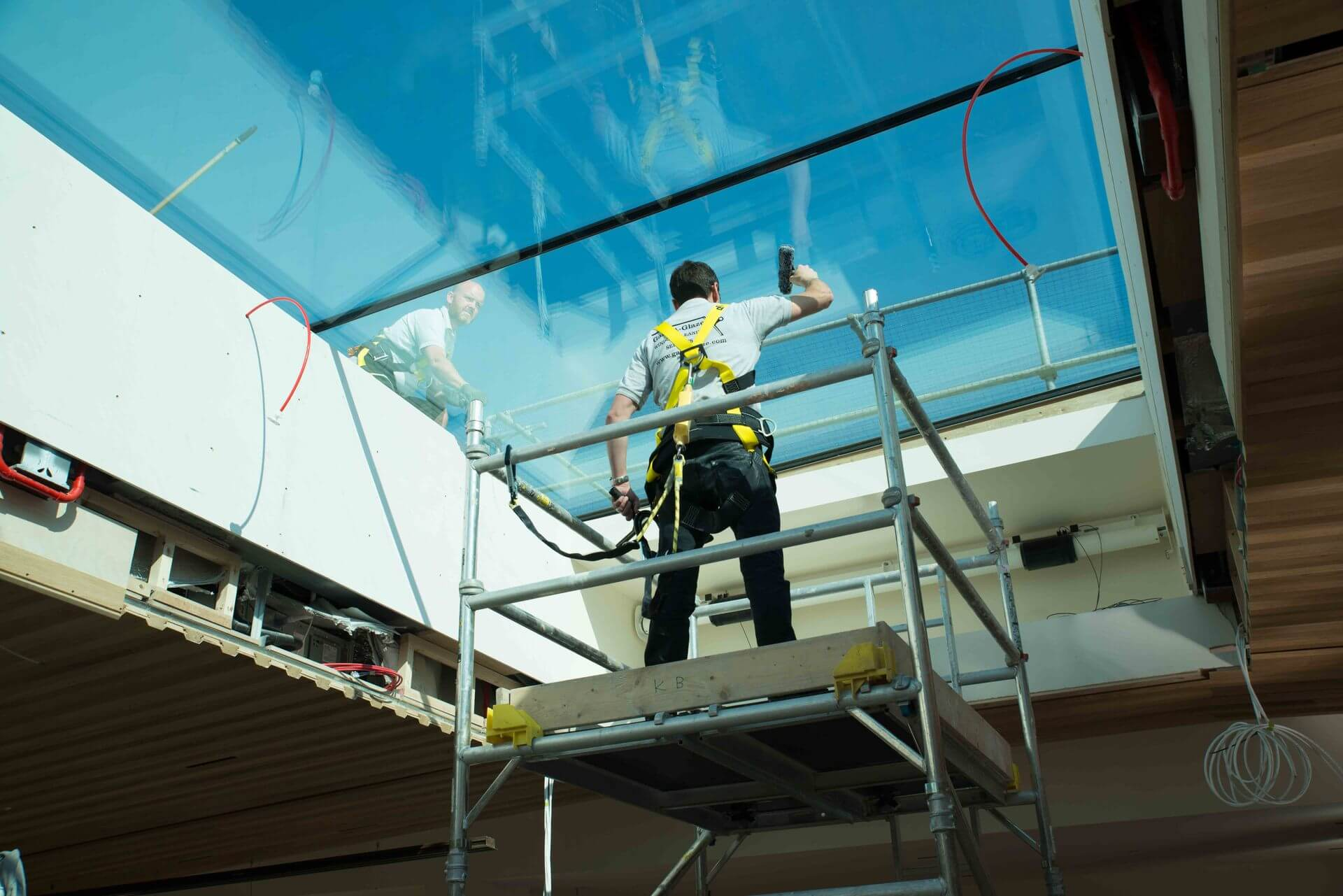 Industrial Window Cleaners London
